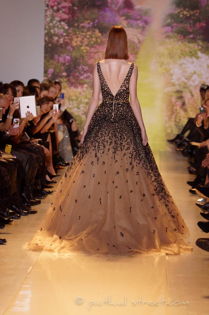 Zuhair Murad Haute Couture printemps-été Paris 2014
