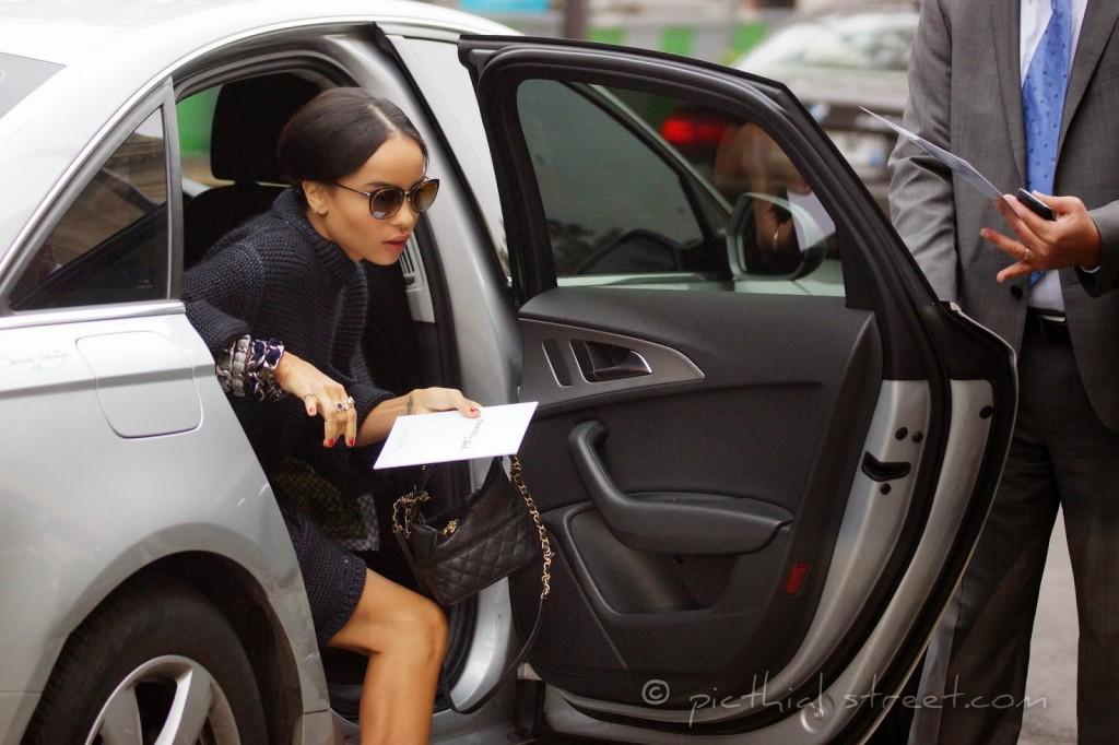 Protégé: Zoé Kravitz et Vanessa Paradis défilé Chanel grand palais