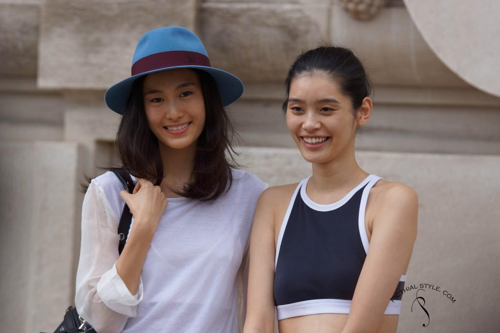 Ming Xi et Shu Pei