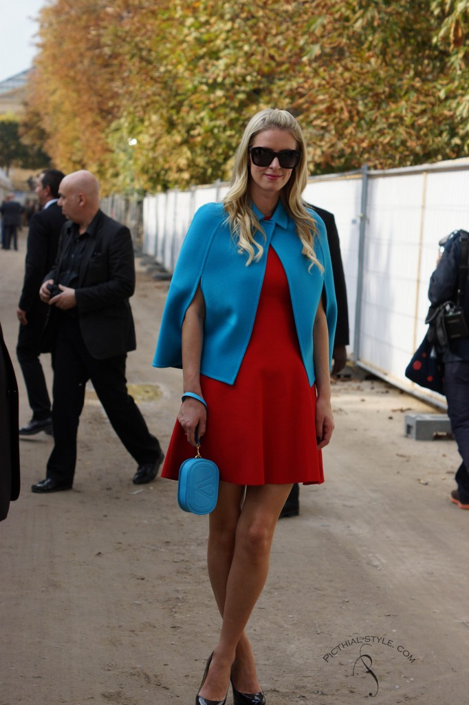 Protégé: Nicky Hilton  au défilé Valentino  prêt-à-porter Printemps-Été 2015 à Paris