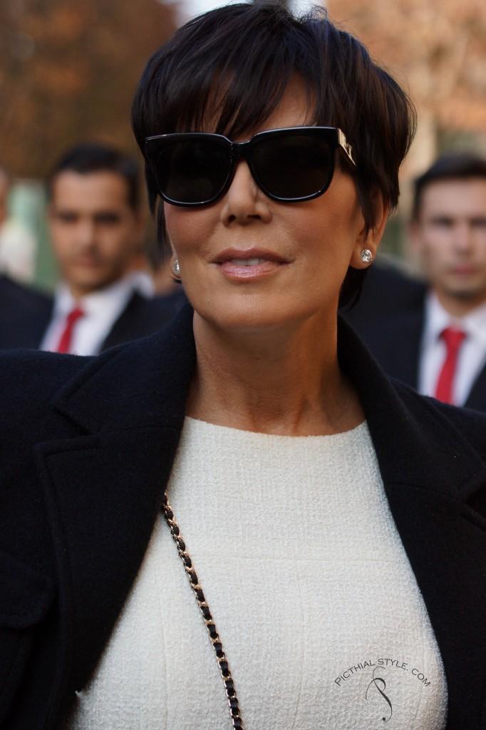 Protégé: célébrités au défilé Chanel