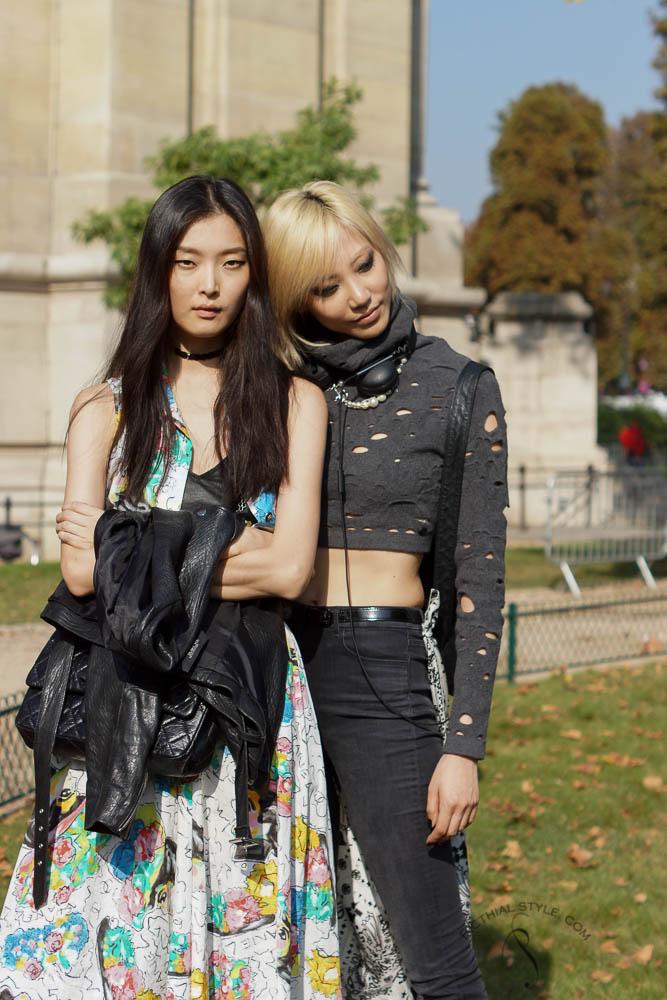 Soo Joo Park et Sung Hee Kim (1 sur 1)